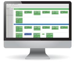 Signalverfolgung zur detaillierten Auswertung aller verbundenen aktiven und passiven Komponenten.